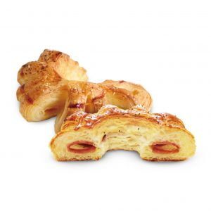 Chicken Slice Danish
