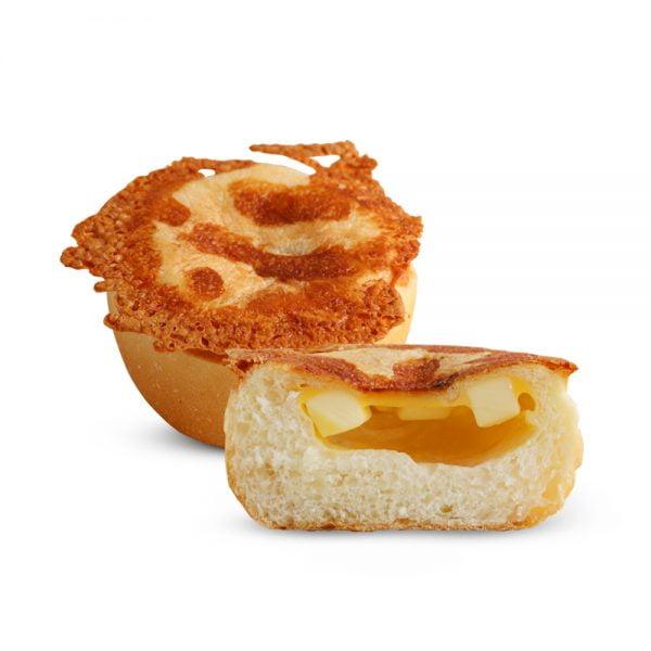 Crispy Cheese Breads