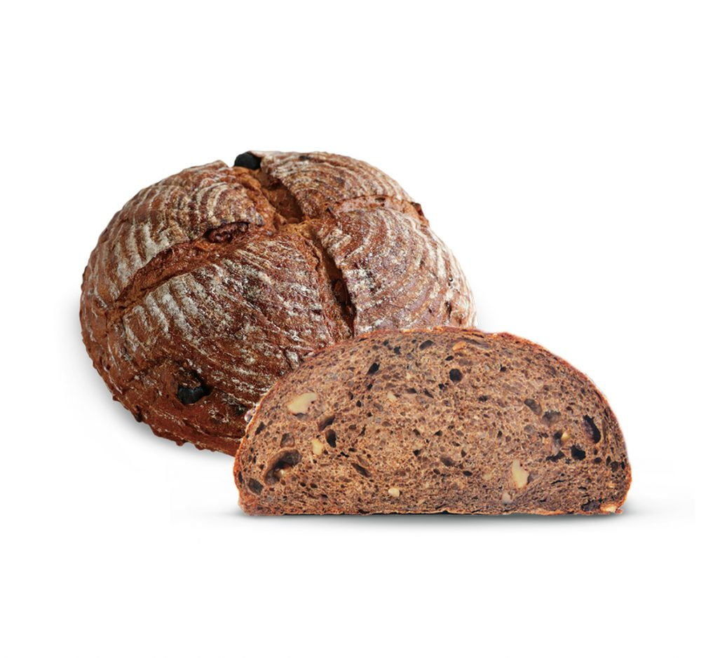 Dark Rye Bread Hogan Bakery