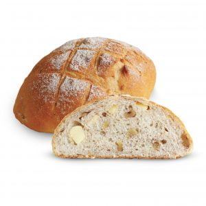 European Walnut Cheese Bread