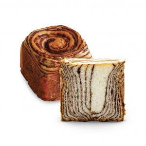 Marble Chocolate Toast