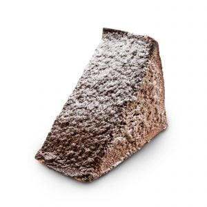 Snowy Chocolate Toast