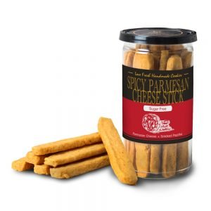 Spicy Parmesan Cheese Stick