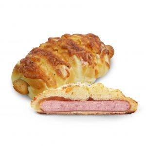 cheese & sausage roll
