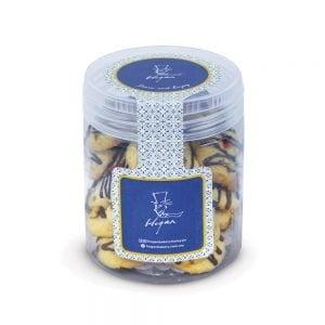 Nestum & Almond Cookies1